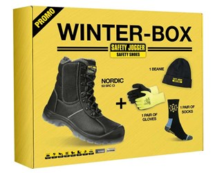 Winter-Box PROMONORDIC Safety Jogger