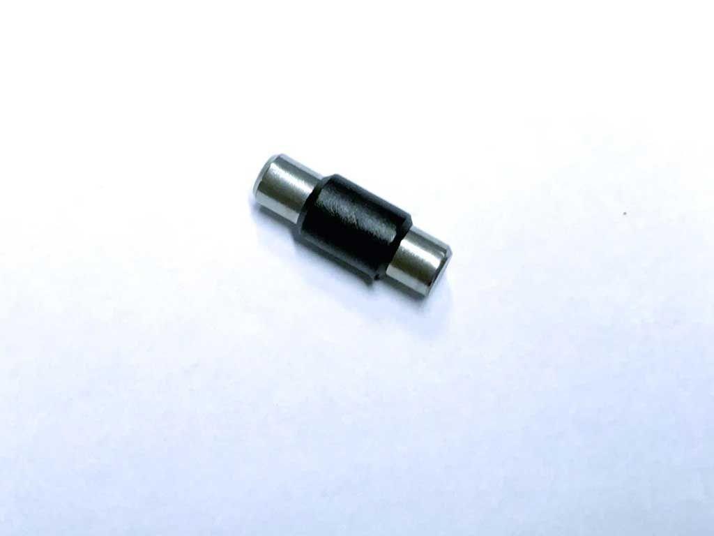Enden mit leicht gew/ölbte Kappe Edelstahlhandlauf L/änge 0,3m 6m aus einem St/ück und unterschiedlichen Endst/ücken zum Ausw/ählen /Ø 33,7 mm mit gerade Halter zum Beispiel: L/änge 220 cm mit 3 Halter
