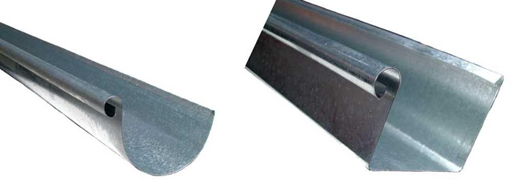 12 Sicherungsklammern gegen Sturm und Wind inkl Dachrinnenb/ürste speziell f/ür Kupferdachrinnen 20 Meter /Ø 15cm