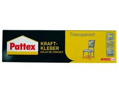 Kraftkleber transparent Pattex