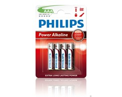 Batterien Powerlife Philips