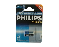 Photo-Batterien Lithium ExtremeLife Philips