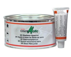 Glasfaserspachtel Color Matic