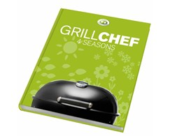 "Grillkochbuch ""Grillchef 4 Seasons"" Outdoorchef"