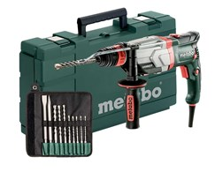 Kombihammer UHEV 2860-2 Multi 850 W Quick Set Metabo