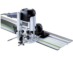 Oberfräse OF 1010 EBQ-Set mit FS 800 Festool