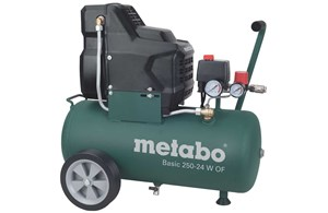 Kompressor Basic 250-24 W OF (ölfrei) Metabo